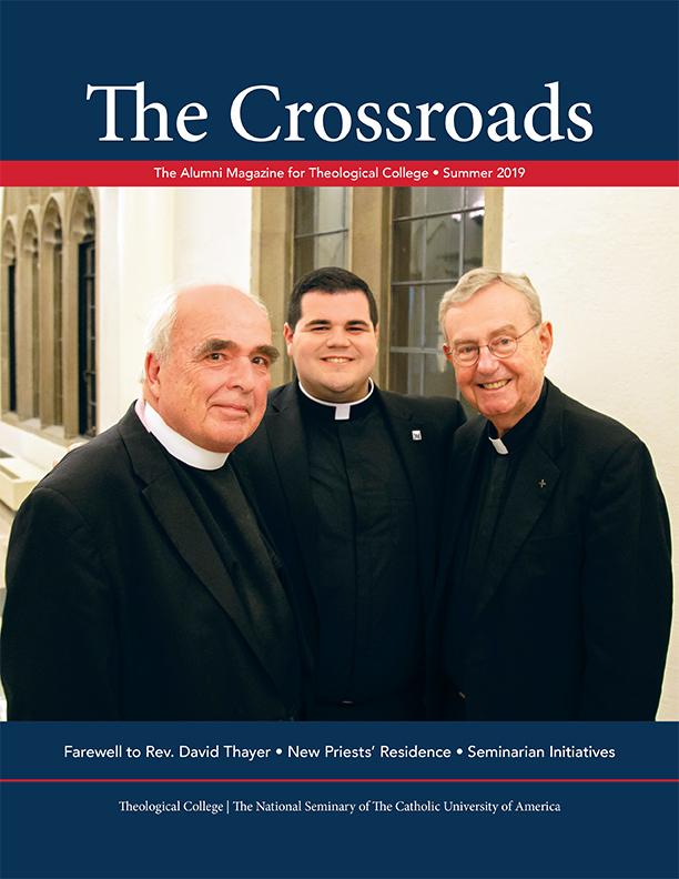 Crossroads Magazine   Theological College