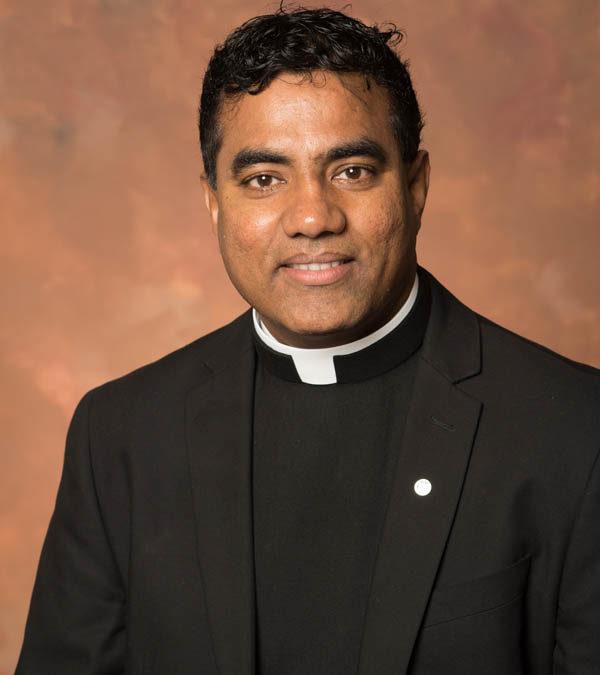 Rev. Chris Arockiaraj, P.S.S.