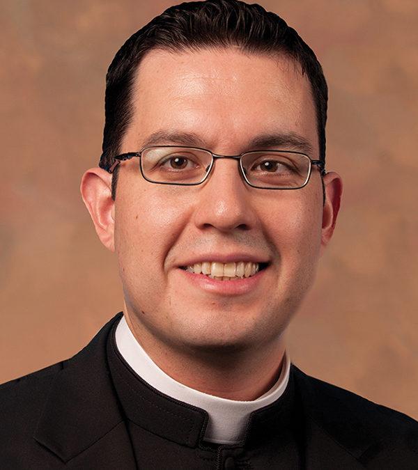 Rev. Leonardo J. Gajardo, P.S.S.