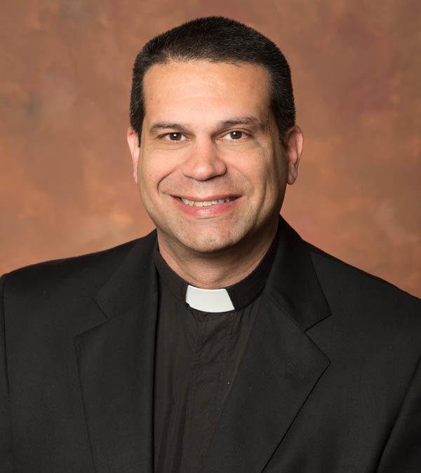Rev. Dominic Ciriaco, P.S.S.
