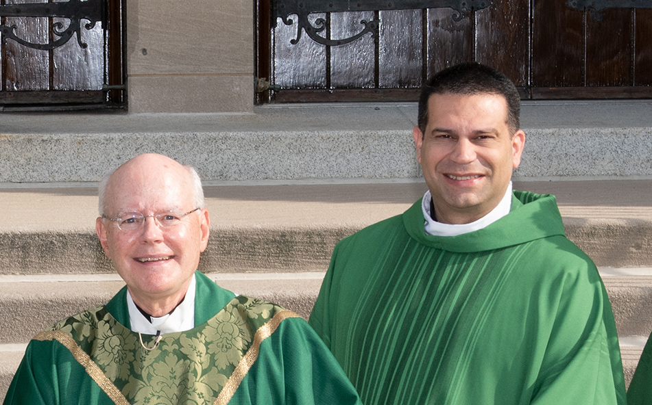 Father Ciriaco Named New Acting Rector