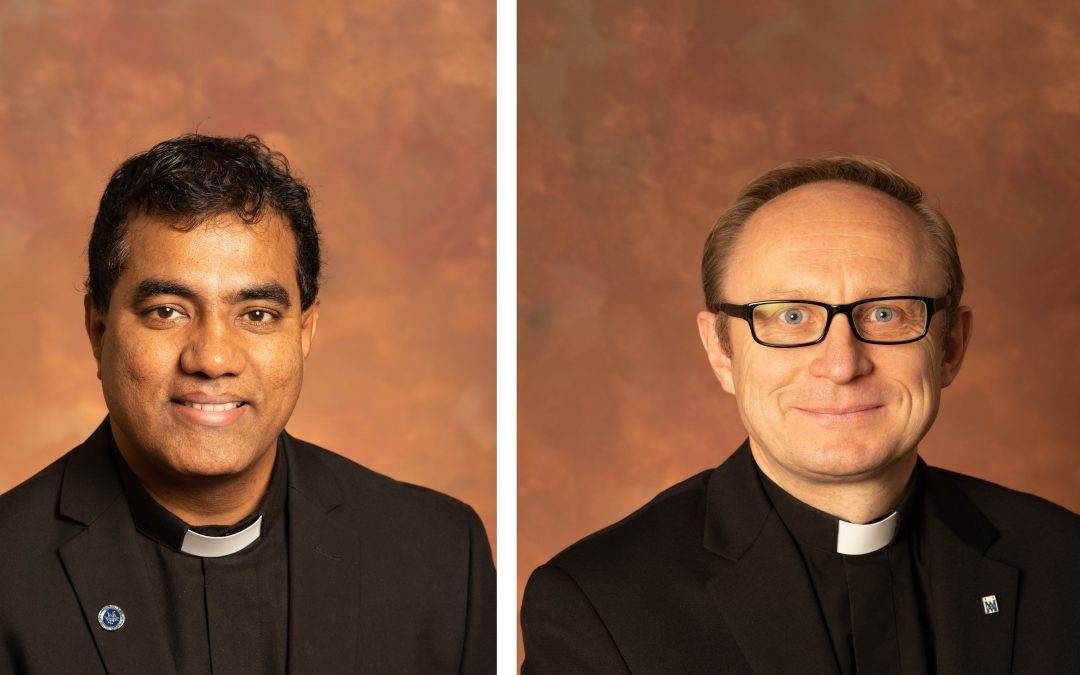 TC's New Vice-Rector and Dean of Men