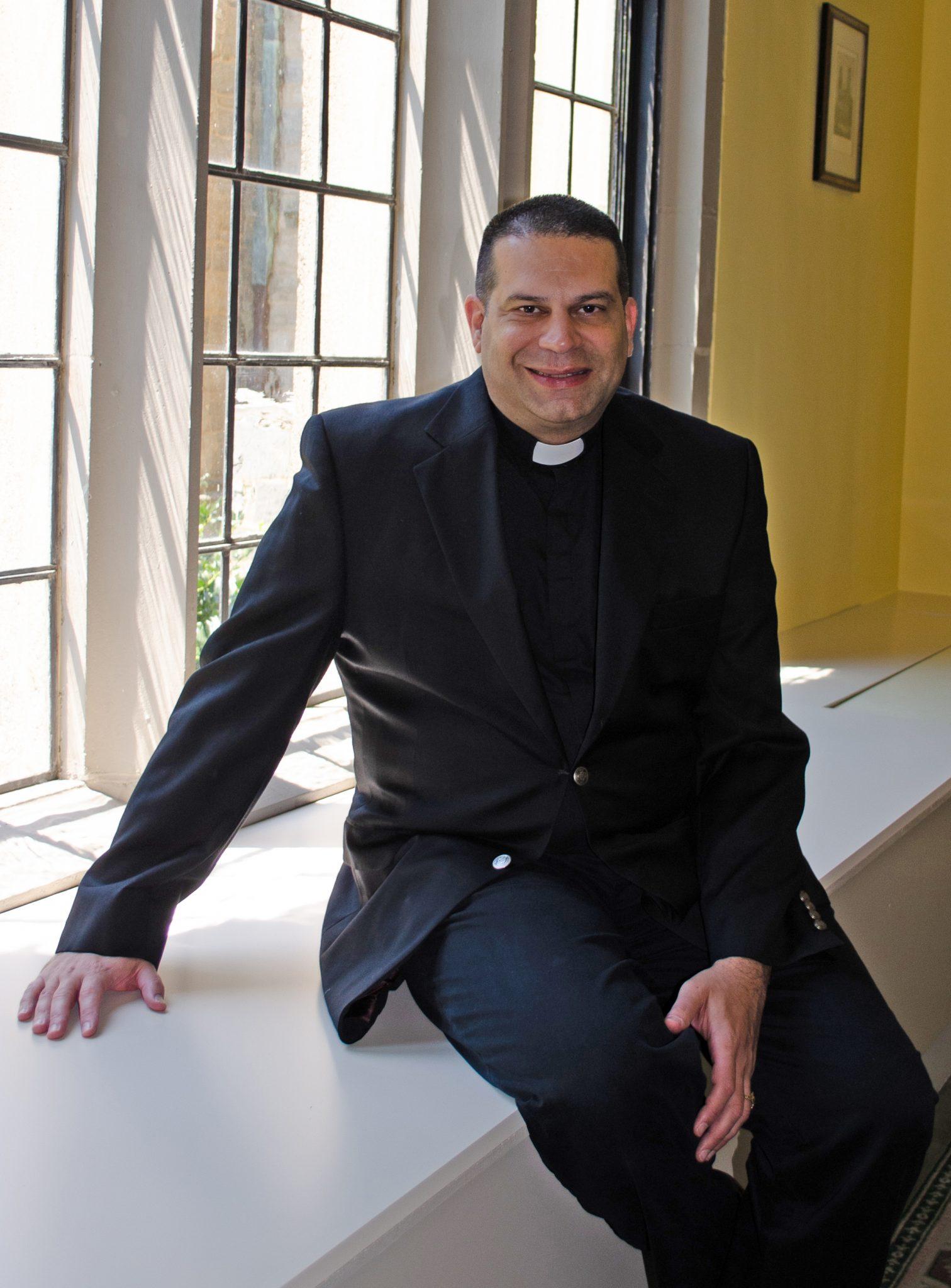 Acting Rector, Fr. Dominic Ciriaco