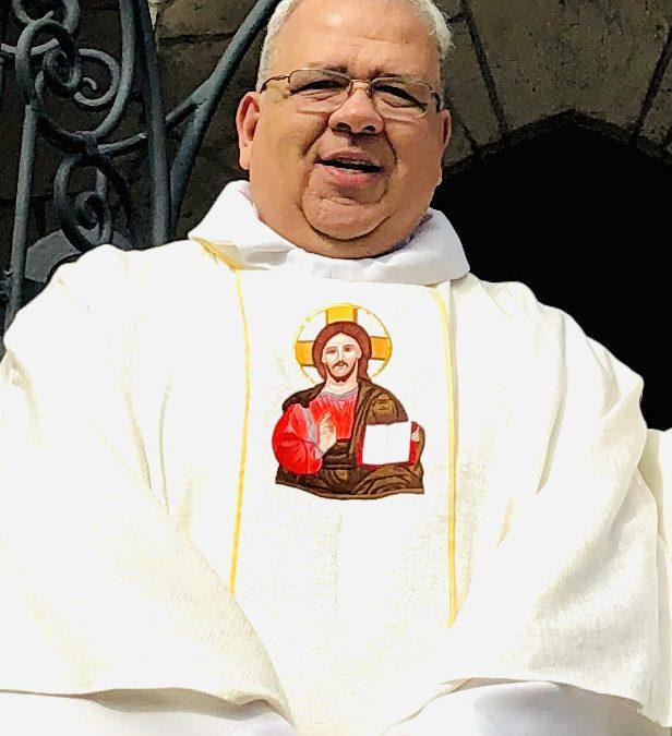 Rev. Jaime E. Robledo, P.S.S.