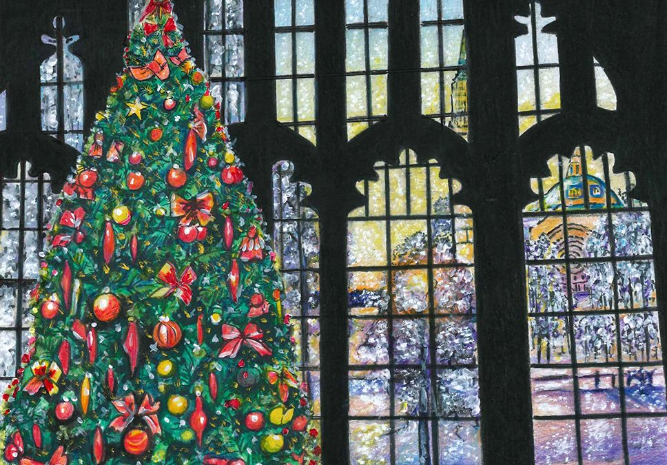 Christmas Greetings from Theological College
